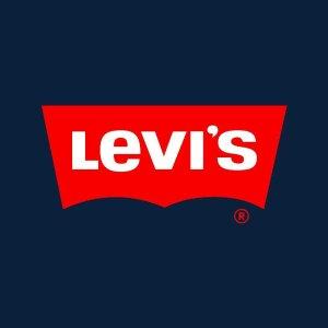 直接半价!€27收牛仔短裤Levi's官网 夏季大促开启 收501®系列、经典牛仔、T恤