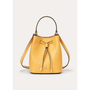 Ralph LaurenLeather Mini Debby III Bag