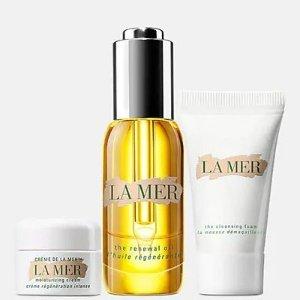 La Mer经典护肤套装