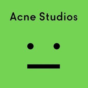 1.5折起  £57就粉色卫衣Acne Studios 4天超强闪促 必备简约风美衣 囧脸穿搭速度收