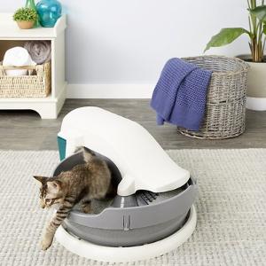 低至6.5折PetSafe 全场智能猫砂盘促销