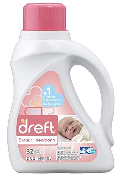 婴幼儿专业洗衣液50oz