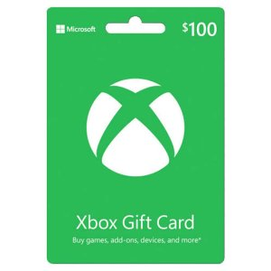 Xbox $100 Gift Card Digital Download
