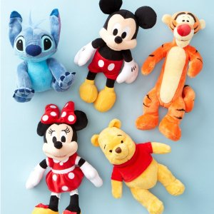 Buy One Get One for $3Last Day: shopDisney Plush & Stuffed Animals