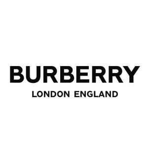 5折起 拼手速的时候到了Burberry官网 年中大促正式开启 速收经典款 好码不等人