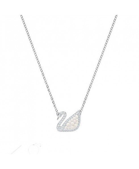 经典珍珠天鹅项链