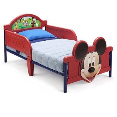7折起 收史低价迪士尼儿童床