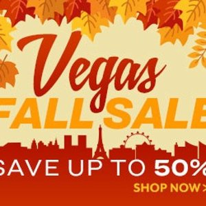 50% OffLas Vegas Top Shows Hotels Tours & AttractionsSale