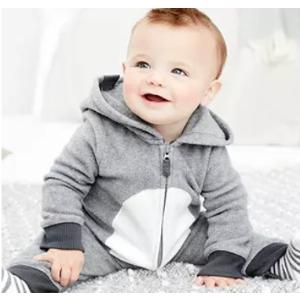 $7包邮两倍送券 宝宝全身暖暖哒即将截止:Carter's 连体外套3.2折开门抢购延长