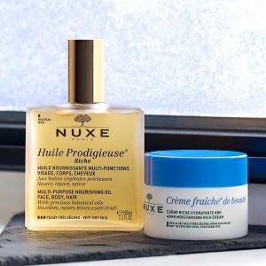 30% Off+Free GiftSkinstore Nuxe Beauty sale