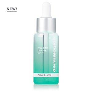 Dermalogicaage bright clearing serum