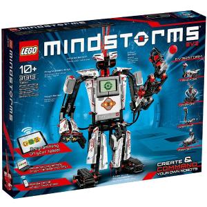 $299.89(原价$399.99)LEGO乐高 Mindstorms 31313 EV3第三代机器人积木玩具