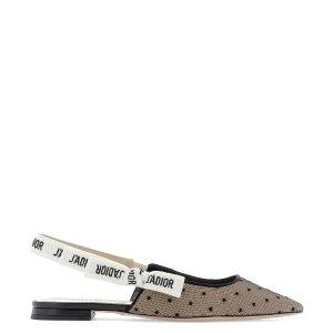 Diorlogo平底鞋