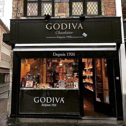加拿大官网一件包邮 低至4折Godiva 关闭北美128间店铺 迎接网购时代