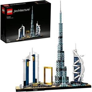 Lego21052 建筑系列 迪拜天际线
