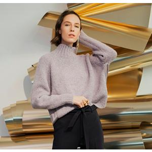 低至4.9折 $69收羊毛衣Club Monaco 折扣区精选时尚毛衣特卖