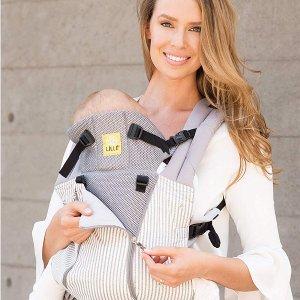 低至5.7折 全部$79.99LÍLLÉbaby 精选6合1婴幼儿背带特卖