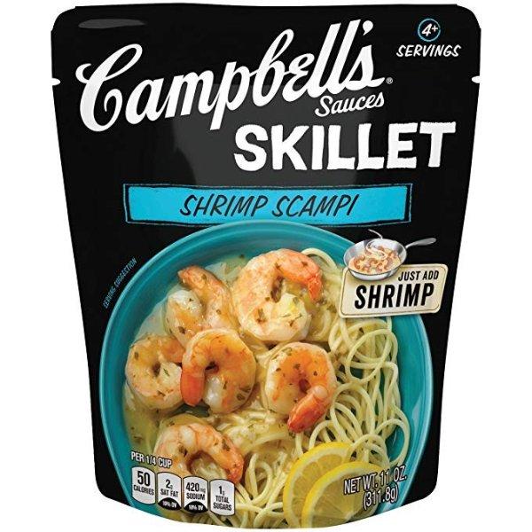 袋装意面拌酱 Shrimp Scampi口味 6袋装
