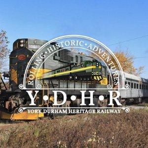 火车票仅需$16.99Heritage Days 一起乘坐小火车观光 带你穿越Uxbridge
