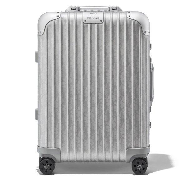 DIOR X RIMOWA 行李箱 55 x 40 x23 cm
