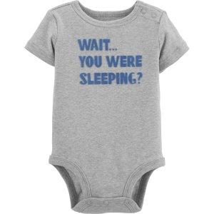 OshkoshDoorbuster婴儿、幼童包臀衫