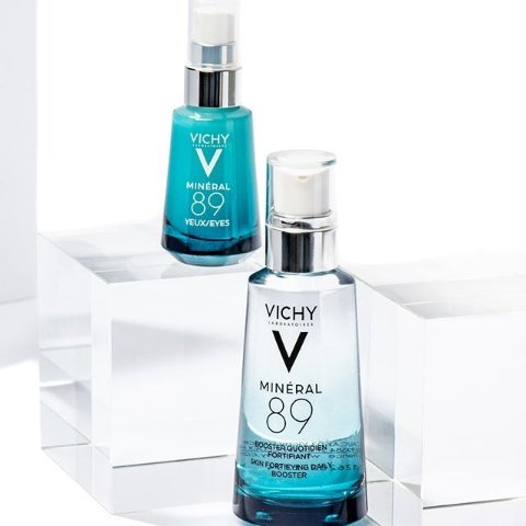 15% OffVichy Minéral 89 Face & Eyes Skincare Hot Sale