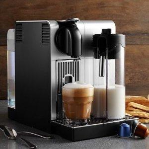 Nespresso Lattissima Pro Espresso Machine by De'Longhi, Brushed Aluminum @ Amazon
