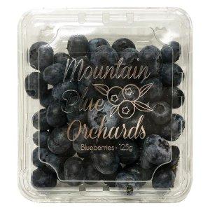 蓝莓 (punnet)