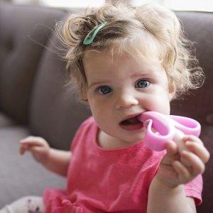 $5.99起Baby Banana 婴幼儿牙刷牙胶热卖,刷出一口好牙