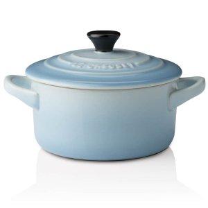 Le Creuset满£65减£20小号炖锅 - 蓝色