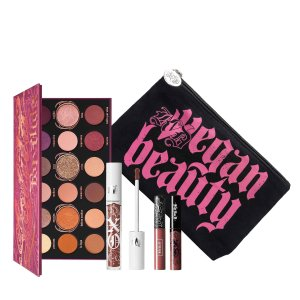 Kat Von D$100 valueKVD Vegan Beauty - Lolita Icons Eye & Lip Bundle