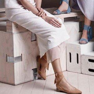 低至6折 收穆勒、系带凉鞋Stuart Weitzman 女士美鞋