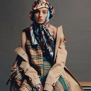 低至5折 收经典格纹围巾Burberry 精选新款美衣美鞋围巾大促