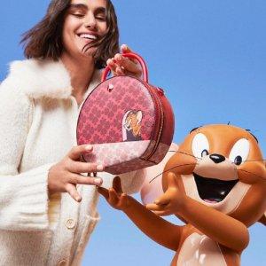 幸运爆棚 猫和老鼠联名小钱包€125Kate Spare X Tom & Jerry 鼠年限定开售 和Jerry一起过新年