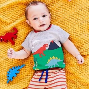 Up to 50% OffKids Tops & T-shirts Sale @ Mini Boden