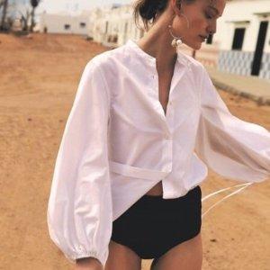 低至6折 £37收经典Logo短袖Aspesi 精选美衣夏日大促 一件代表低调气质简约风