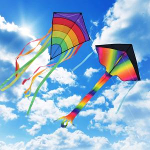 2件套仅€16.99 原价€24.99Amazon 居然也能买到风筝 抓住夏天的尾巴 和小伙伴去放风