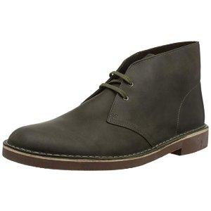 $30.99Clarks 经典沙漠男靴