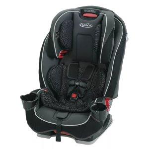 Graco Slim Fit 3-in-1 婴儿汽车座椅