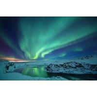 北极光3小时观赏 雷克雅未克出发