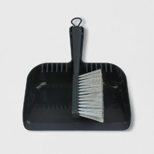 Mini Hand Broom And Dust Pan Set - Made By Design™ : Target