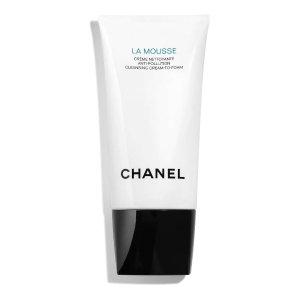 Chanel线上下单 店内取货山茶花慕斯洁面 150ml