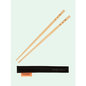 Off-White新年限定筷子+保护套