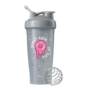 BlenderBottle Just for Fun Classic 28-Ounce Shaker Bottle