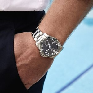 Free $25 gift card for every $100 purchaseSelect Longines Watches