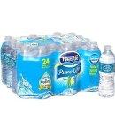 速抢!!$1.88 (原价$5.99)Nestle Pure Life 100% Natural 纯净水 24瓶x500ml
