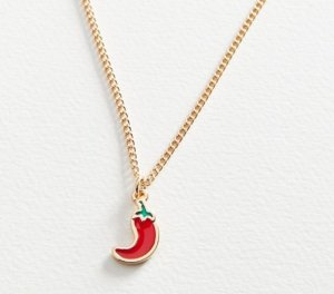 Fruity Icon Short Necklace| Urban Outfitters