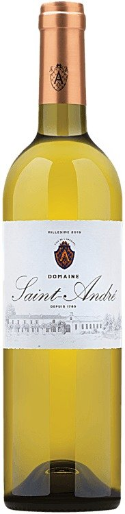 2019 Domaine Saint Andre 果味白葡萄酒