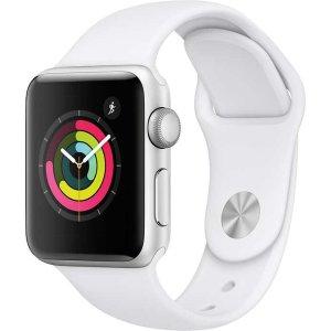 $179.99 入门推荐Apple Watch Series 3 38mm 智能手表