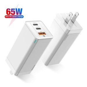 Baseus 65W GaN High Power Quick Charger Support